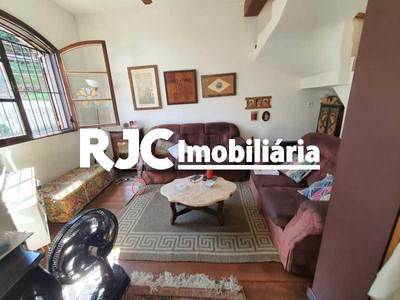 3. - Casa em Condomínio à venda Rua Rocha Pombo,Tijuca, Rio de Janeiro - R$ 1.100.000 - MBCN30036 - 4