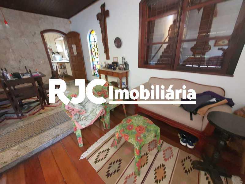 4. - Casa em Condomínio à venda Rua Rocha Pombo,Tijuca, Rio de Janeiro - R$ 1.100.000 - MBCN30036 - 5