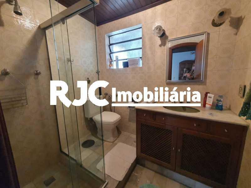 5. - Casa em Condomínio à venda Rua Rocha Pombo,Tijuca, Rio de Janeiro - R$ 1.100.000 - MBCN30036 - 6