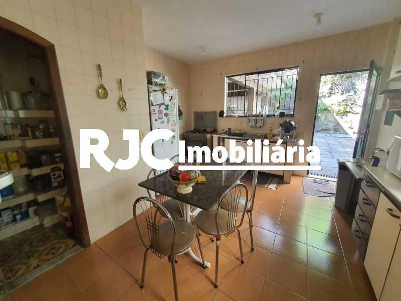 8. - Casa em Condomínio à venda Rua Rocha Pombo,Tijuca, Rio de Janeiro - R$ 1.100.000 - MBCN30036 - 9