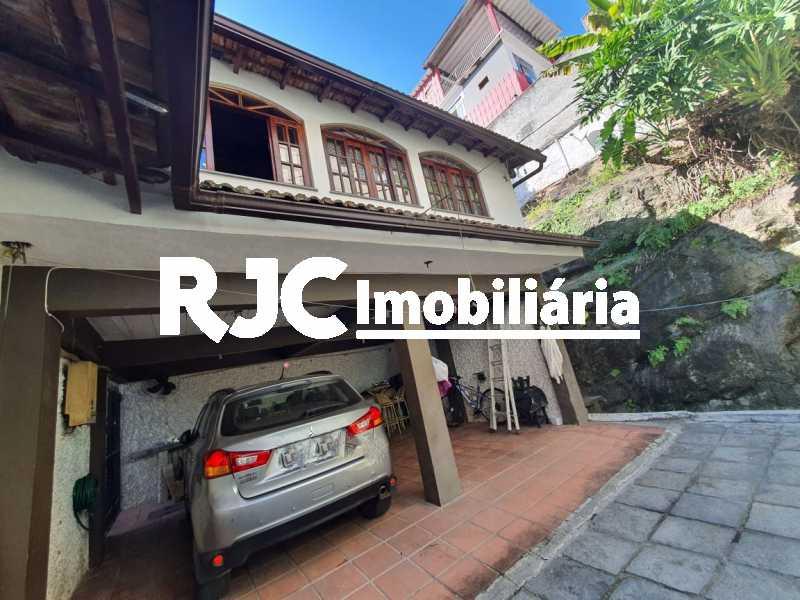 9. - Casa em Condomínio à venda Rua Rocha Pombo,Tijuca, Rio de Janeiro - R$ 1.100.000 - MBCN30036 - 10