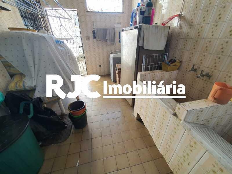 10. - Casa em Condomínio à venda Rua Rocha Pombo,Tijuca, Rio de Janeiro - R$ 1.100.000 - MBCN30036 - 11