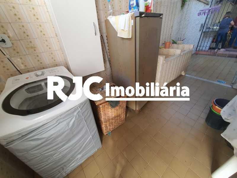 11. - Casa em Condomínio à venda Rua Rocha Pombo,Tijuca, Rio de Janeiro - R$ 1.100.000 - MBCN30036 - 12