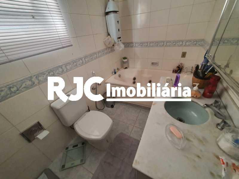 17. - Casa em Condomínio à venda Rua Rocha Pombo,Tijuca, Rio de Janeiro - R$ 1.100.000 - MBCN30036 - 18