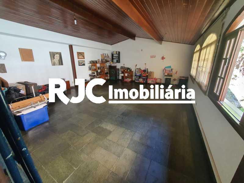 18. - Casa em Condomínio à venda Rua Rocha Pombo,Tijuca, Rio de Janeiro - R$ 1.100.000 - MBCN30036 - 19
