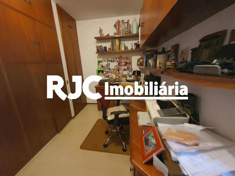 19. - Casa em Condomínio à venda Rua Rocha Pombo,Tijuca, Rio de Janeiro - R$ 1.100.000 - MBCN30036 - 20