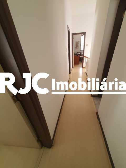 20. - Casa em Condomínio à venda Rua Rocha Pombo,Tijuca, Rio de Janeiro - R$ 1.100.000 - MBCN30036 - 21