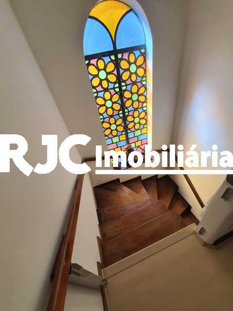 21. - Casa em Condomínio à venda Rua Rocha Pombo,Tijuca, Rio de Janeiro - R$ 1.100.000 - MBCN30036 - 22