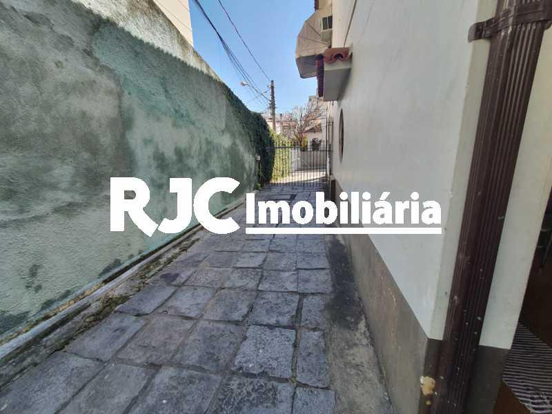 22. - Casa em Condomínio à venda Rua Rocha Pombo,Tijuca, Rio de Janeiro - R$ 1.100.000 - MBCN30036 - 23