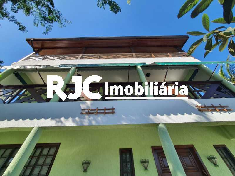 2. - Casa em Condomínio 4 quartos à venda Anil, Rio de Janeiro - R$ 1.480.000 - MBCN40021 - 3