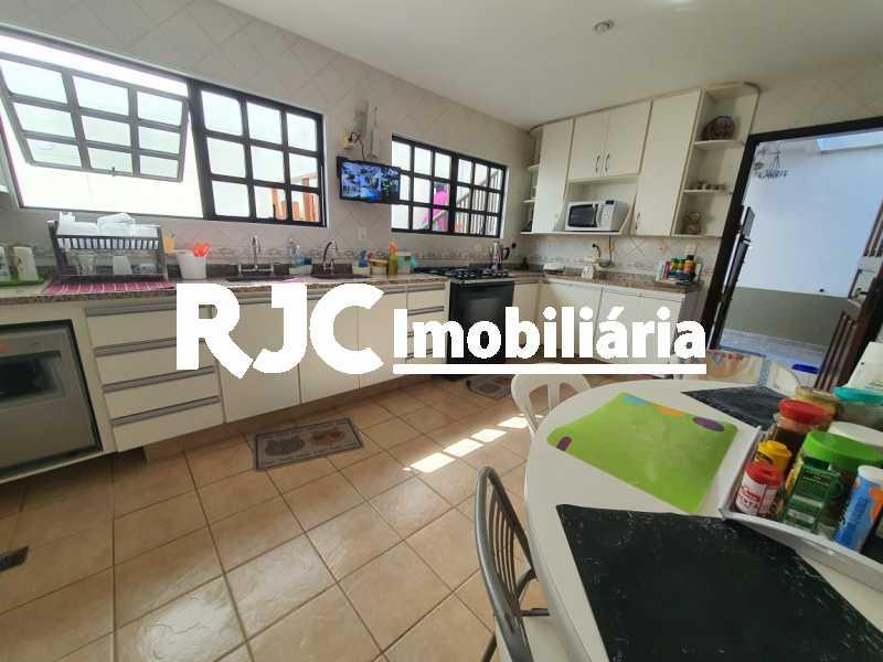 10. - Casa em Condomínio 4 quartos à venda Anil, Rio de Janeiro - R$ 1.480.000 - MBCN40021 - 11