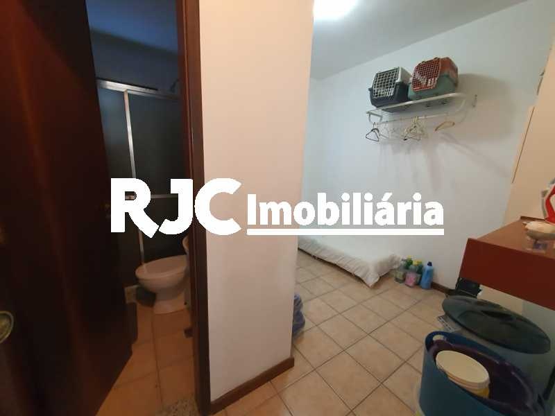 13. - Casa em Condomínio 4 quartos à venda Anil, Rio de Janeiro - R$ 1.480.000 - MBCN40021 - 13
