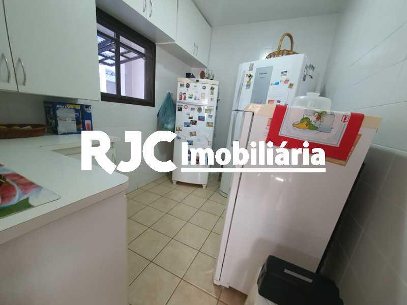14. - Casa em Condomínio 4 quartos à venda Anil, Rio de Janeiro - R$ 1.480.000 - MBCN40021 - 14
