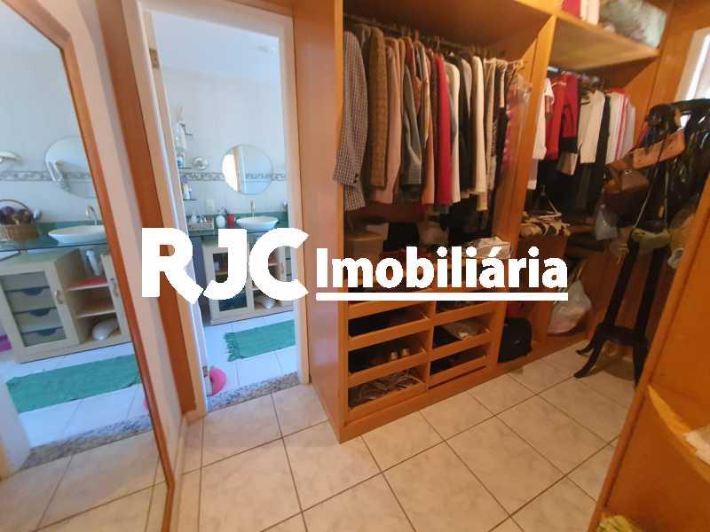 16. - Casa em Condomínio 4 quartos à venda Anil, Rio de Janeiro - R$ 1.480.000 - MBCN40021 - 16