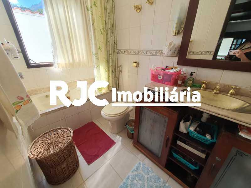 17. - Casa em Condomínio 4 quartos à venda Anil, Rio de Janeiro - R$ 1.480.000 - MBCN40021 - 17