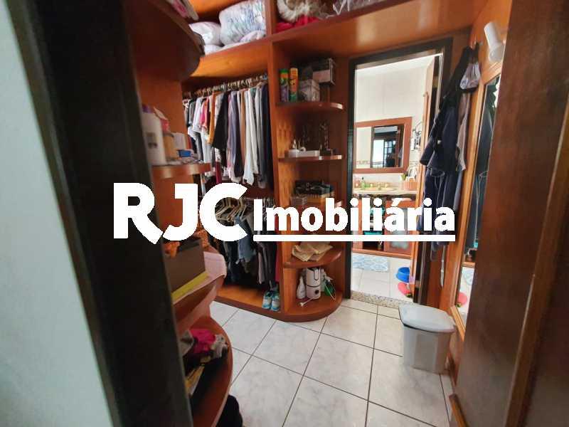 18. - Casa em Condomínio 4 quartos à venda Anil, Rio de Janeiro - R$ 1.480.000 - MBCN40021 - 18