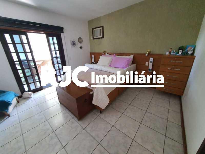 19. - Casa em Condomínio 4 quartos à venda Anil, Rio de Janeiro - R$ 1.480.000 - MBCN40021 - 19