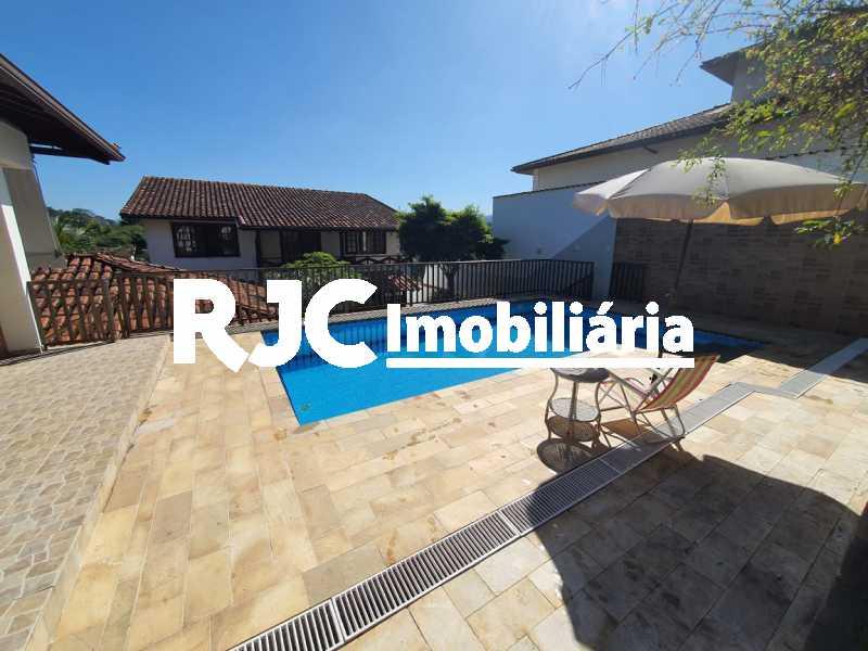 20. - Casa em Condomínio 4 quartos à venda Anil, Rio de Janeiro - R$ 1.480.000 - MBCN40021 - 20