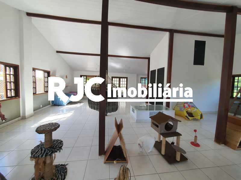 21. - Casa em Condomínio 4 quartos à venda Anil, Rio de Janeiro - R$ 1.480.000 - MBCN40021 - 21