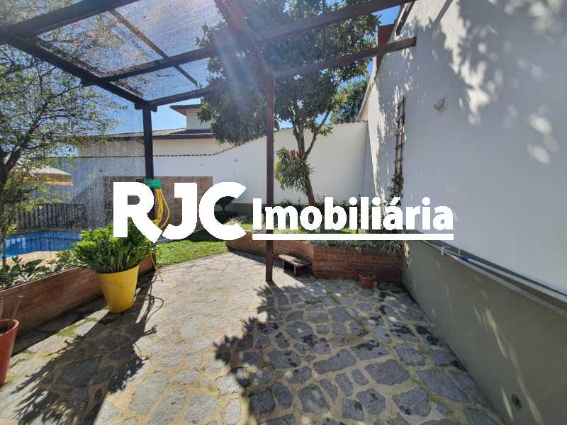 22. - Casa em Condomínio 4 quartos à venda Anil, Rio de Janeiro - R$ 1.480.000 - MBCN40021 - 22