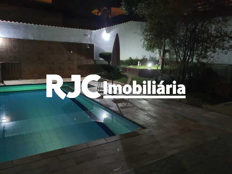 24. - Casa em Condomínio 4 quartos à venda Anil, Rio de Janeiro - R$ 1.480.000 - MBCN40021 - 24
