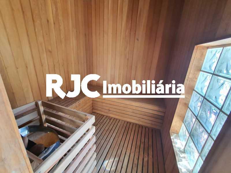 28. - Casa em Condomínio 4 quartos à venda Anil, Rio de Janeiro - R$ 1.480.000 - MBCN40021 - 28