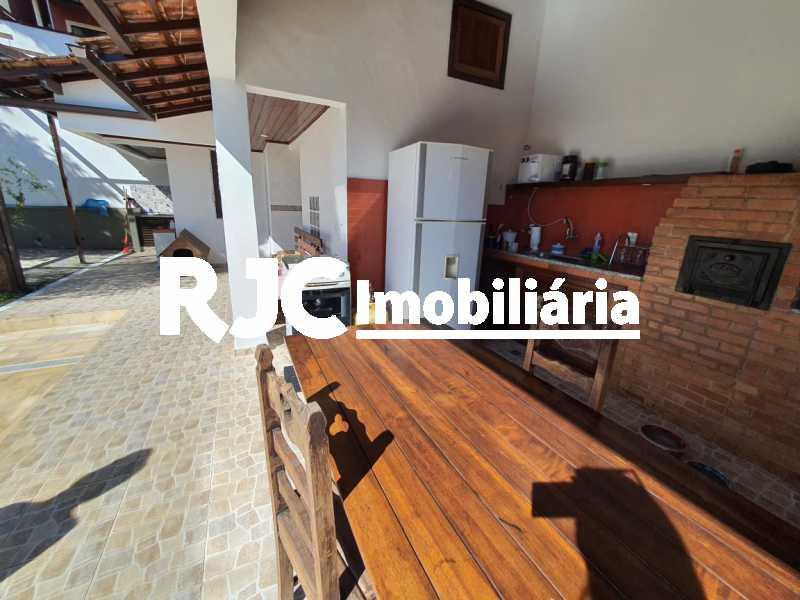 29. - Casa em Condomínio 4 quartos à venda Anil, Rio de Janeiro - R$ 1.480.000 - MBCN40021 - 29