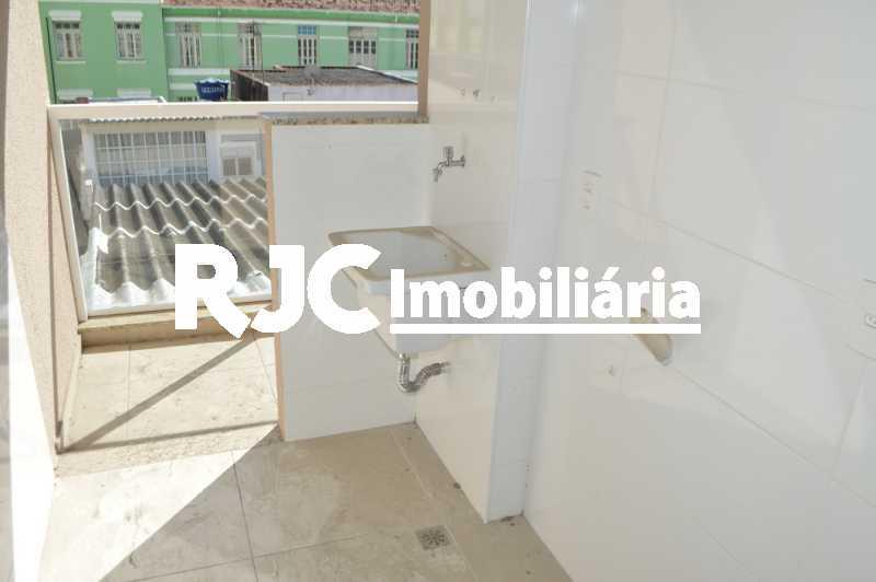 15 - Apartamento à venda Rua do Catete,Glória, Rio de Janeiro - R$ 850.000 - MBAP25674 - 16