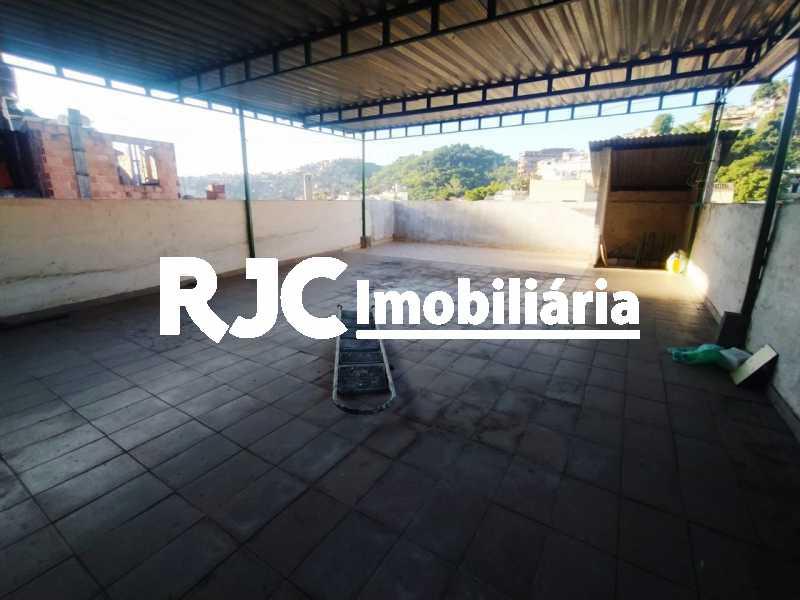 6. - Casa de Vila à venda Rua Barão de Petrópolis,Rio Comprido, Rio de Janeiro - R$ 450.000 - MBCV30177 - 7