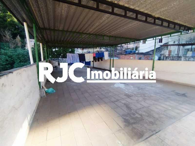 7. - Casa de Vila à venda Rua Barão de Petrópolis,Rio Comprido, Rio de Janeiro - R$ 450.000 - MBCV30177 - 8