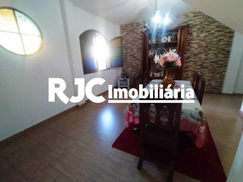 9 Sala de Baixo. - Casa de Vila à venda Rua Barão de Petrópolis,Rio Comprido, Rio de Janeiro - R$ 450.000 - MBCV30177 - 10