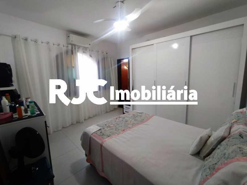 10 - 1º  Suite Baixo. - Casa de Vila à venda Rua Barão de Petrópolis,Rio Comprido, Rio de Janeiro - R$ 450.000 - MBCV30177 - 11