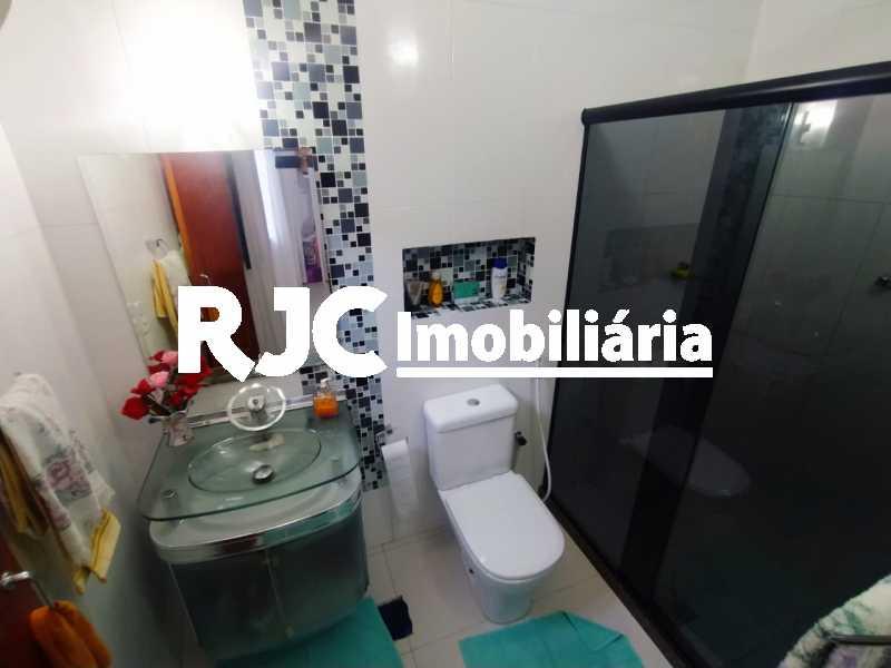 11 - Bhº Suite de Baixo. - Casa de Vila à venda Rua Barão de Petrópolis,Rio Comprido, Rio de Janeiro - R$ 450.000 - MBCV30177 - 12