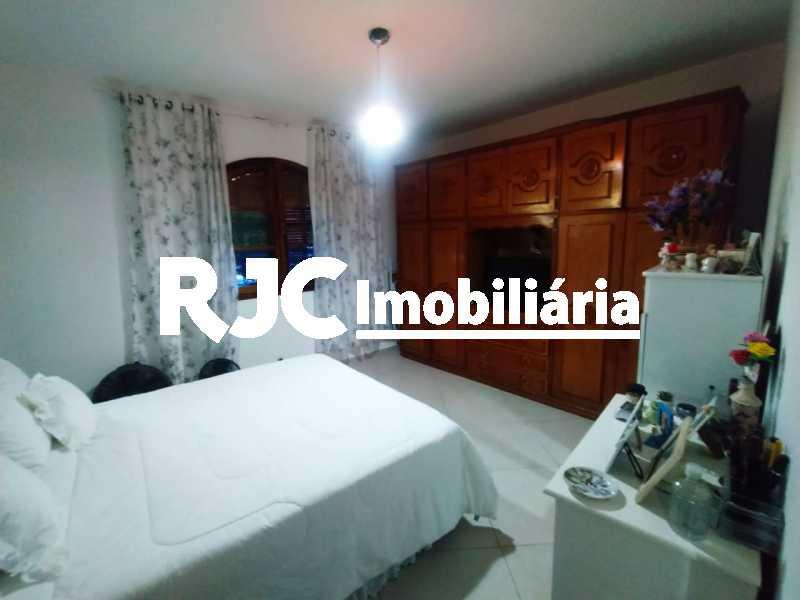 14 - 2ª Suite Cima. - Casa de Vila à venda Rua Barão de Petrópolis,Rio Comprido, Rio de Janeiro - R$ 450.000 - MBCV30177 - 15