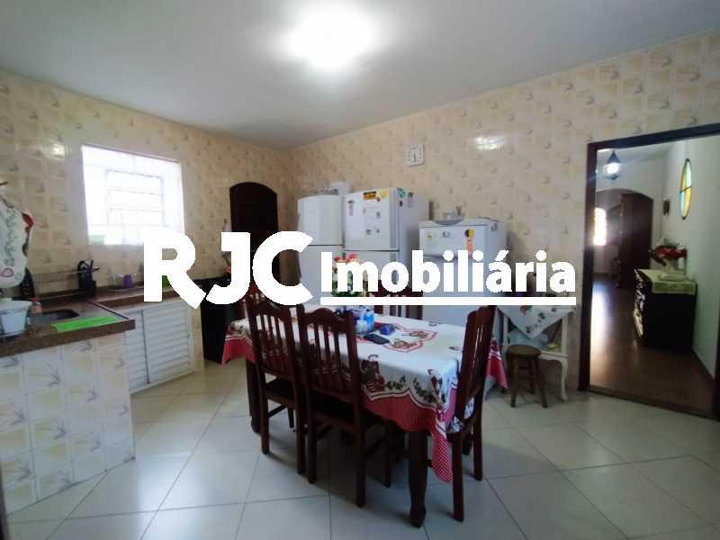 14. - Casa de Vila à venda Rua Barão de Petrópolis,Rio Comprido, Rio de Janeiro - R$ 450.000 - MBCV30177 - 16