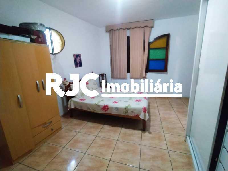 15 - 3ª Suite Cima. - Casa de Vila à venda Rua Barão de Petrópolis,Rio Comprido, Rio de Janeiro - R$ 450.000 - MBCV30177 - 17