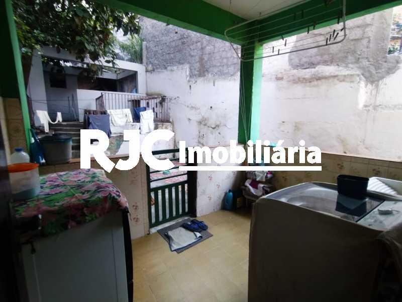 16. - Casa de Vila à venda Rua Barão de Petrópolis,Rio Comprido, Rio de Janeiro - R$ 450.000 - MBCV30177 - 18