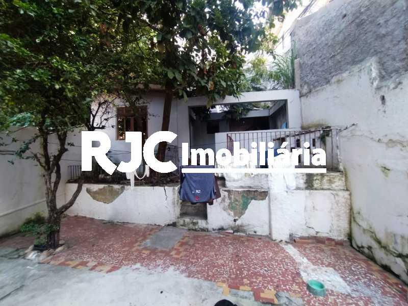 17 Quintal Fds. - Casa de Vila à venda Rua Barão de Petrópolis,Rio Comprido, Rio de Janeiro - R$ 450.000 - MBCV30177 - 19