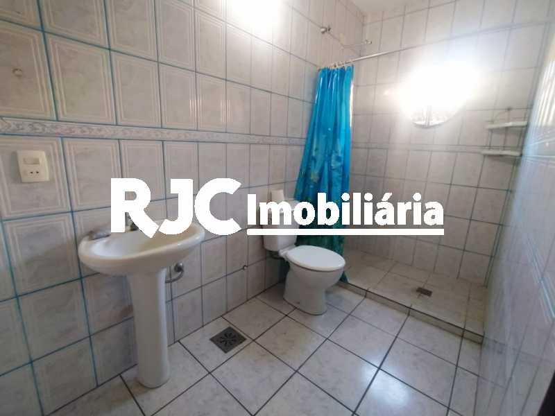 19 - 3º  Bhº Suite Cima. - Casa de Vila à venda Rua Barão de Petrópolis,Rio Comprido, Rio de Janeiro - R$ 450.000 - MBCV30177 - 21