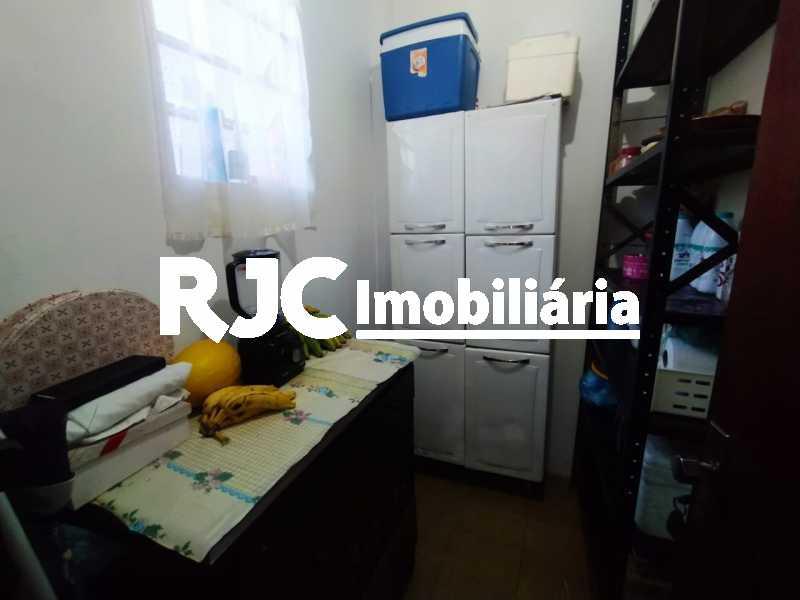 20 Deps. - Casa de Vila à venda Rua Barão de Petrópolis,Rio Comprido, Rio de Janeiro - R$ 450.000 - MBCV30177 - 22