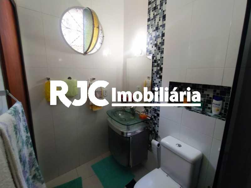 22 - Bhº Suite de Baixo. - Casa de Vila à venda Rua Barão de Petrópolis,Rio Comprido, Rio de Janeiro - R$ 450.000 - MBCV30177 - 23