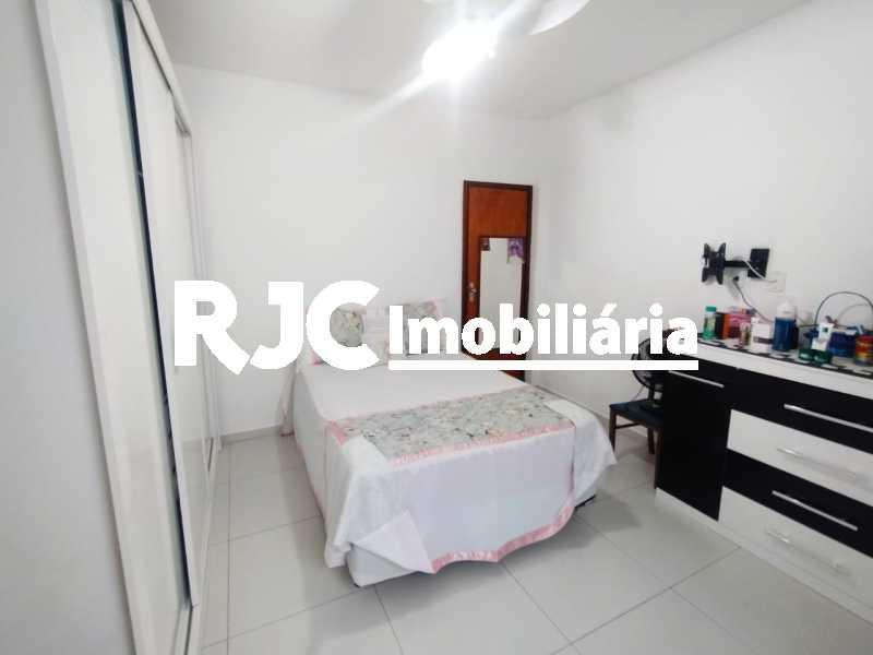 23 - 1ª  Suite Baixo. - Casa de Vila à venda Rua Barão de Petrópolis,Rio Comprido, Rio de Janeiro - R$ 450.000 - MBCV30177 - 24