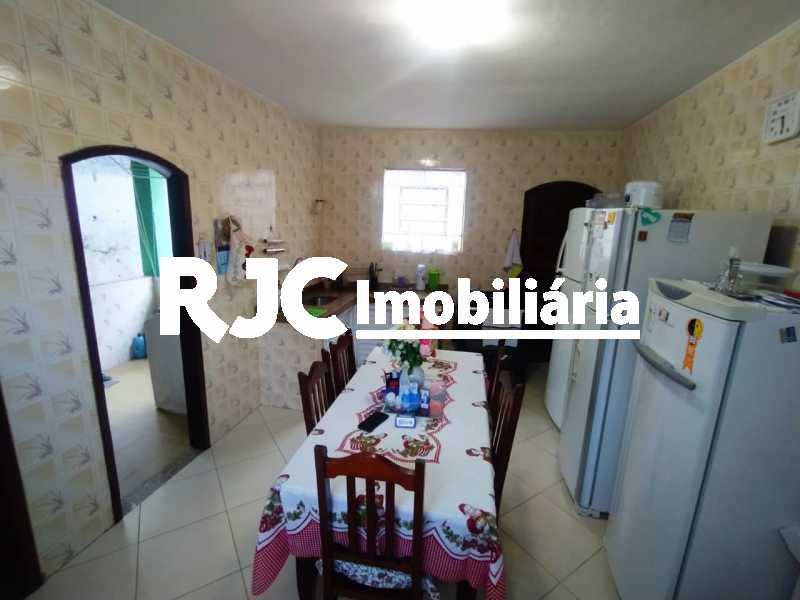 24. - Casa de Vila à venda Rua Barão de Petrópolis,Rio Comprido, Rio de Janeiro - R$ 450.000 - MBCV30177 - 25