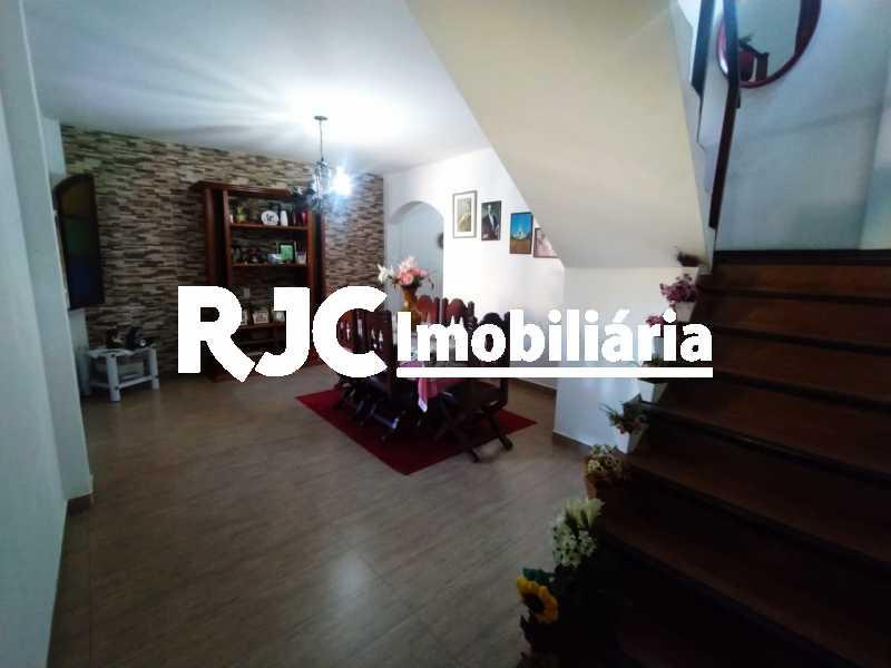 25. - Casa de Vila à venda Rua Barão de Petrópolis,Rio Comprido, Rio de Janeiro - R$ 450.000 - MBCV30177 - 26