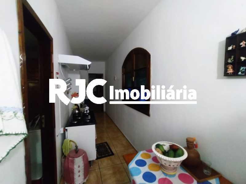 28. - Casa de Vila à venda Rua Barão de Petrópolis,Rio Comprido, Rio de Janeiro - R$ 450.000 - MBCV30177 - 29