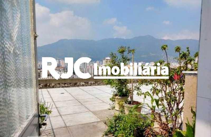 1 - Cobertura à venda Rua Oito de Dezembro,Maracanã, Rio de Janeiro - R$ 540.000 - MBCO30421 - 1