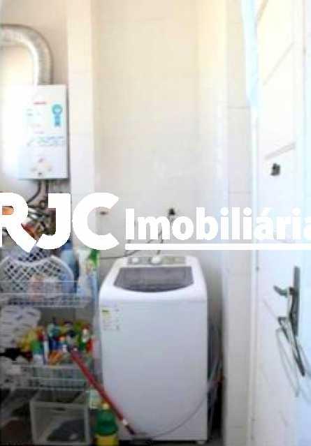 13 - Cobertura à venda Rua Oito de Dezembro,Maracanã, Rio de Janeiro - R$ 540.000 - MBCO30421 - 15