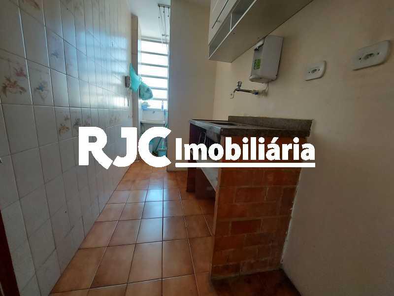 16 - Apartamento à venda Rua Barão do Bom Retiro,Engenho Novo, Rio de Janeiro - R$ 150.000 - MBAP25690 - 17