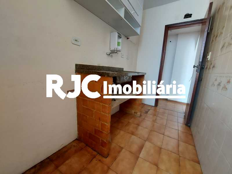 17 - Apartamento à venda Rua Barão do Bom Retiro,Engenho Novo, Rio de Janeiro - R$ 150.000 - MBAP25690 - 18