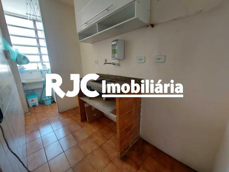 18 - Apartamento à venda Rua Barão do Bom Retiro,Engenho Novo, Rio de Janeiro - R$ 150.000 - MBAP25690 - 19